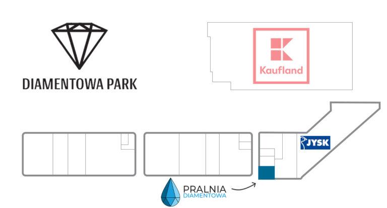 mapa dojazdowa diamentowa park